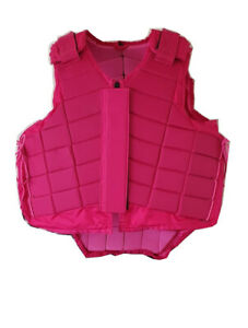 Body Protector Horse Riding Vest Safety Protective Guard Adult Unisex LEVEL 3