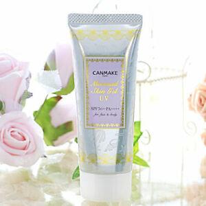 CANMAKE Tokyo Mermaid Skin Gel UV Sunscreen SPF50+ PA 40g Japan
