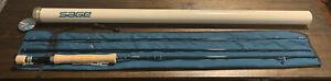 """Sage Durascrim Graphite IV 890-3 SP 9'0"""" #8 line 3 9/16oz 3 piece fly fish rod"""