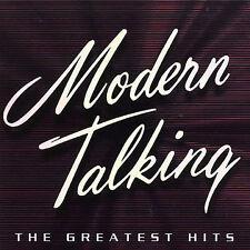 Greatest Hits [2003] by Modern Talking (CD, Jul-2003, 2 Discs, Bmg)