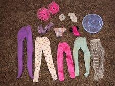 Vintage Barbie Doll Stockings/Underwear/Pants /Hair ties/Hat- Lot of 14