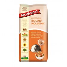 Mr Johnson's Supreme Rat and Mouse Food Mix 900g