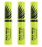 Max Factor Wild Mega Volume Mascara, Black (3 Pack)