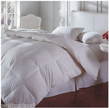 Gaveno Cavailia Duck Feather & Down Duvet Quilt White Luxury Bed Cover Bedroom King