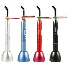 1x Lámpara Polimerizar fotocurado Dental 1800mw Curing Light Lamp 10W