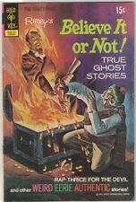 Ripley's Believe It or Not! Comic Book #31 Gold Key 1972 FINE+