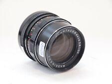 Pentacon 100mm F2.8 M42 Screw Mount Manual Focus Lens. Stock No u12029