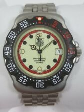 TAG Heuer Formula 1 Professional Lume Dial Stainless Steel Men's Watch 371.513