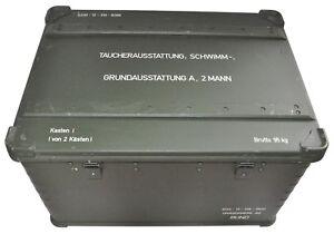 Zarges A20 Kiste // Box // Alukiste // Alubox / Transportkiste / Lagerbox