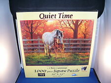 Jigsaw Puzzle 1000 piece Quiet Time by Chris Cummings Eco Ink and board 6