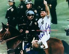 * Wade Boggs * New York Yankees Autographed 8x10 Photo (Rp)