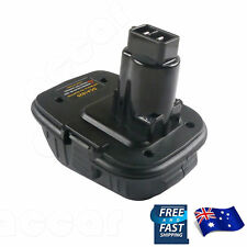 Battery Adapter For Dewalt  DCA1820 10.8V 12V 18V 20V to 18Volt AU Seller