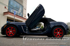 Chrysler Crossfire 04-08 Lambo Door Conversion Kit by Vertical Doors Inc