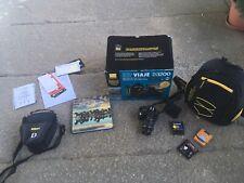 Cámara Reflex Nikon D3200 Kit Completo