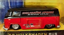 JADA 62 1962 VOLKSWAGEN VW BUS WOLFSBURG XPRESS V-DUBS RACE DRAG COLLECTIBLE