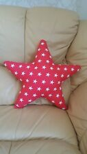 Star Shaped Pillow Cushion art Decorative Childrens Kids Nursery Pillow 40x40cm