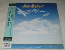 Jigsaw - Sky High (1975) / JAPAN MINI LP CD (2006) NEW +11 bonus tracks RARE!!