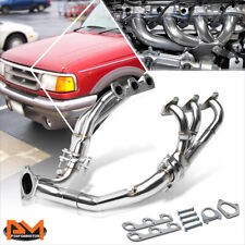 For 91-94 Ford Ranger/Explorer Stainless Steel Exhaust Header Manifold+Y-Pipe