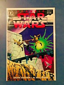 Classic Star Wars: A Long Time Ago  lot Vol. 2 & 5 Dark Horse