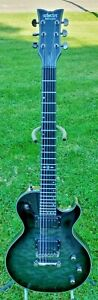 Schecter Hellraiser Solo Hybrid guitar