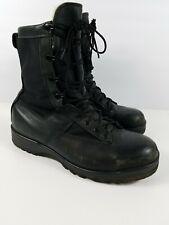 BELLEVILLE 770v Black Gore-Tex Waterproof Sz 12.5 W Men Military Boots GUC