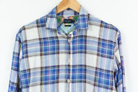 Paul Smith Slim Fit Camicia a Quadri Manica Lunga Uomo TAGLIA S