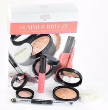 Laura Geller Summer Breeze 4Pc Collection Boxed Set Bronzer Gloss Shadow Brush