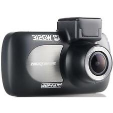 "Nextbase 312GW Dash Cam 2.7"" LED Car Recorder Angle Lens Night Vision GPS Wi-Fi"