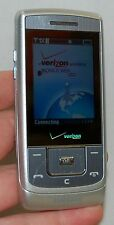 Samsung SCH-U650 Sway Cell Phone Slider Style Dial Out for Verizon Wireless -B-