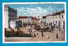 812 ▶ AK Jaroslaw Rynek Rinplatz 1915