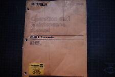 CAT Caterpillar 345B L Excavator Operation/Maintenance Manual shop operator book