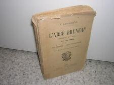 1896.l'abbé Bruneau exécuté à Laval / Lenormand