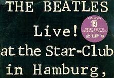 The Beatles Live! At The Star Club in Hamburg Germany 1962 DO-LP Israel (l7851)