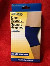 ASSURED KNEE SUPPORT BRACE BRAND NEW IN BOX Men Or Women Fast Ship