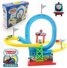 THOMAS THE TANK & FRIENDS ELECTRONIC TRAIN 360 FLIP MUSIC SOUND LED KIDS BOY TOY