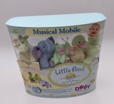 New listing Little Pond Dolly Frog Duck Musical Baby Crib Mobile