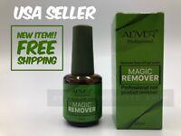 Aliver - NEW! No Damage Soak Off Gel & Nail Burst Polish Remover - Plant Based