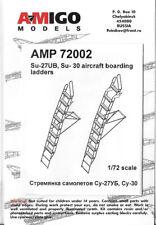 Advanced Modeling 1/72 Photo-etch Su-27UB, Su-30 boarding ladder - AMP72002