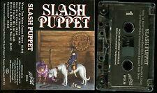 Slash Puppet self titled Canada Cassette Tape Melodic Hair Metal