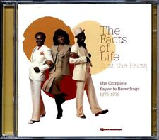 SEALED NEW CD Facts Of Life, The - Just The Facts: The Complete Kayvette Recordi