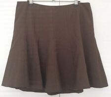 Saba Polyester Solid Skirts for Women
