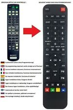 Replacement Remote Control Suitable for Sony str-de497 | str-de497p | str-de597