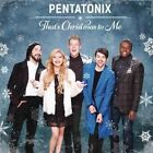 NEW That's Christmas To Me (Audio CD)