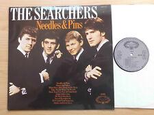 THE SEARCHERS LP: NEEDLES AND PINS (UK; Hallmark Records – HMA 203)