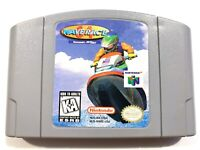Wave Race 64 - Nintendo N64 Original Game Tested + Working & Authentic!