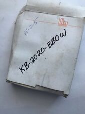 Ifm Efector Kb 2020 Bbow Capacitive Sensor Nos Free Shipping