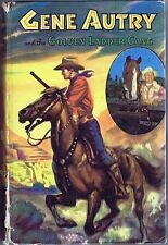 Gene Autry, The Golden Ladder Gang, H/C, 1950, ADPRINT, authorized edition
