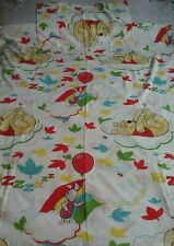 Winnie The Pooh Duvet Cover Set Cot Bed Toddler Bed Pillowcase Piglet