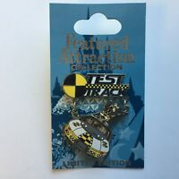 WDW Featured Attraction Collection 2008 Goofy / Test Track LE Disney Pin 61198