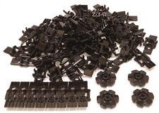 LEGO Technik - 80 Kettenglieder ca. 38mm breit schwarz + 4 x Antriebsrad NEUWARE